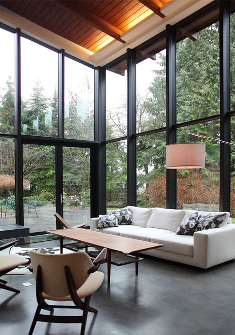 Evergreen Residence Michael Green Architecture