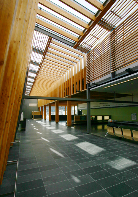 Prince George Airport Michael Green Architecture