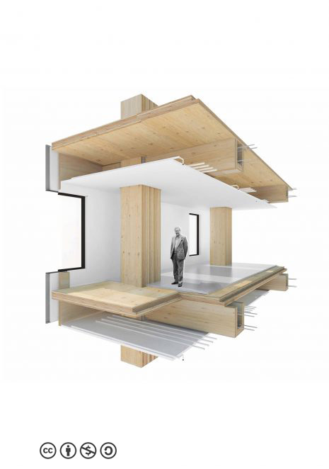 Empire State Of Wood Michael Green Architecture
